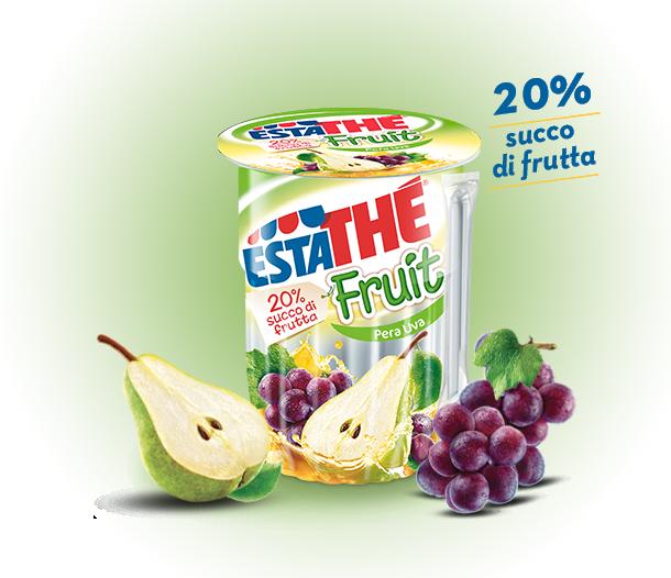 Estathé fruit pera uva