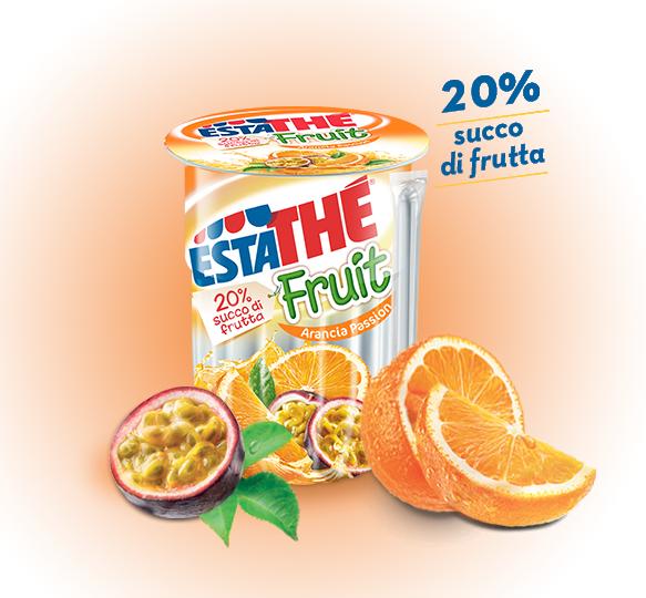 Estathé fruit arancia passion
