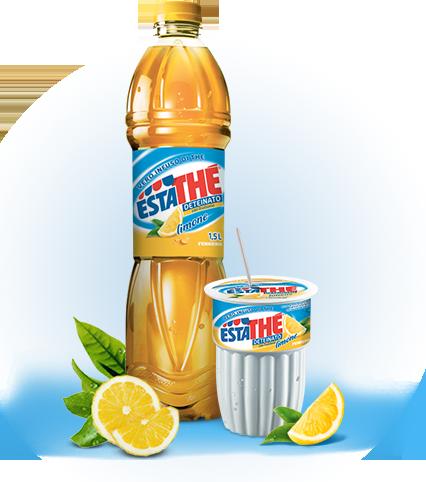 thé best deteinato al limone