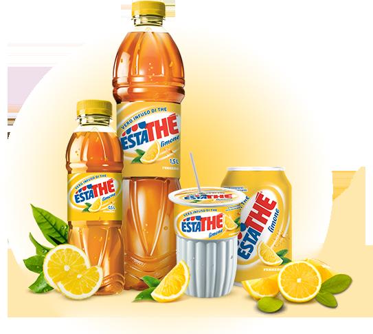 thé best al limone